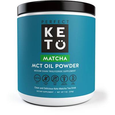 MCT Oil Powder (Matcha Latte)