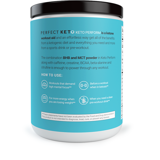 Keto Sports Drink (15 Servings)
