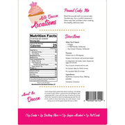 Pound Cake Mix Low Carb 6oz
