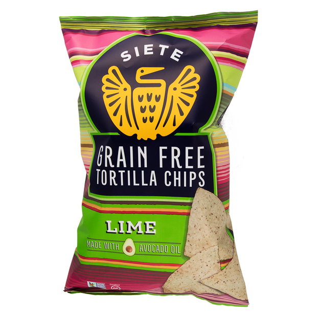 Grain Free Tortilla Chips 5 oz