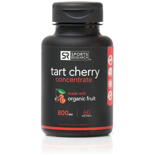 Tart Cherry 800mg (60 Softgels)