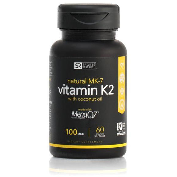 Vitamin K2 w/ Coconut Oil