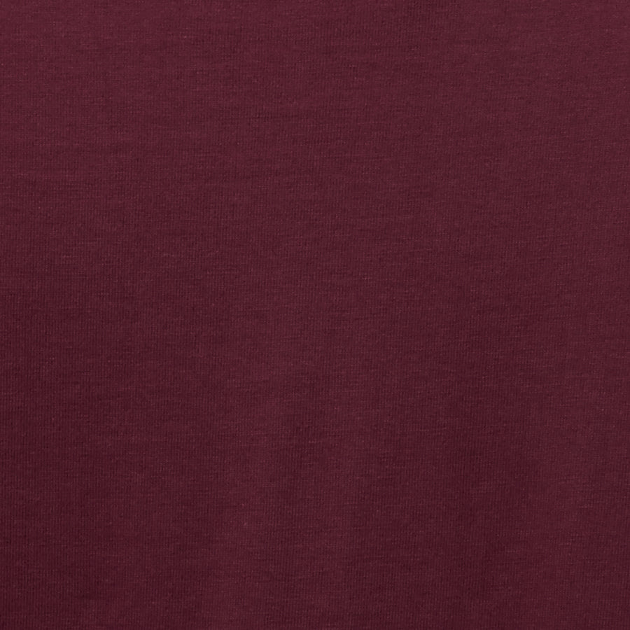 Classic Fit Tee maroon