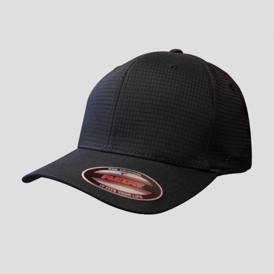 Flexfit Hi-tech 3 Layer Hat Black