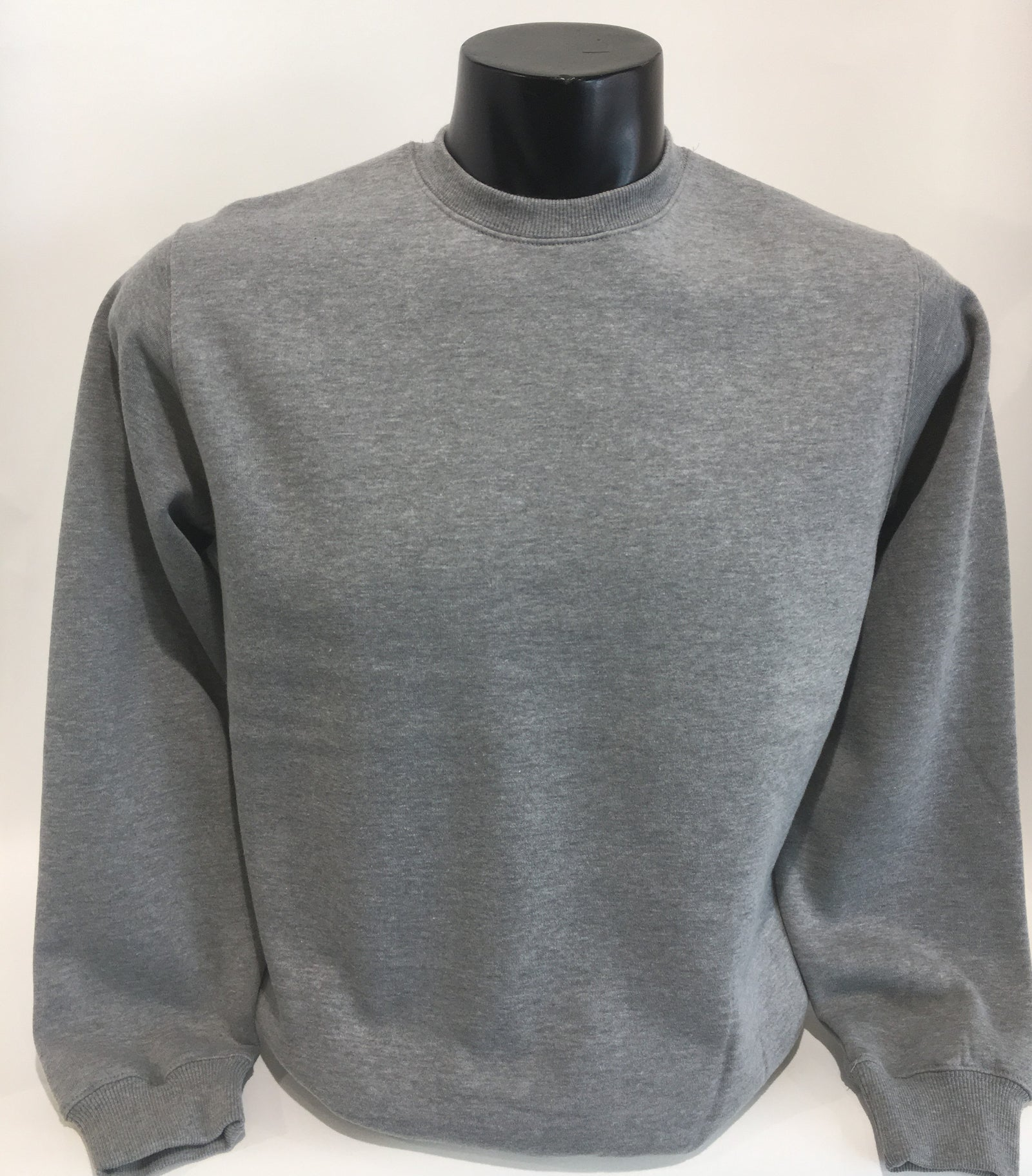 Crewneck Fleecy Sweatshirt
