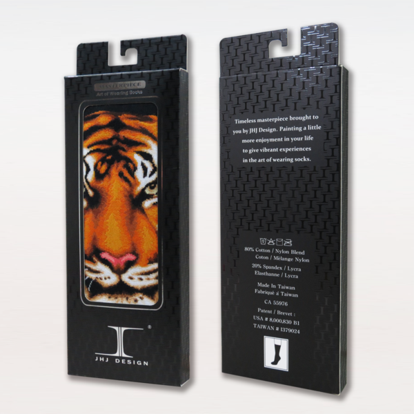 Wildlife: Tiger: mens crew