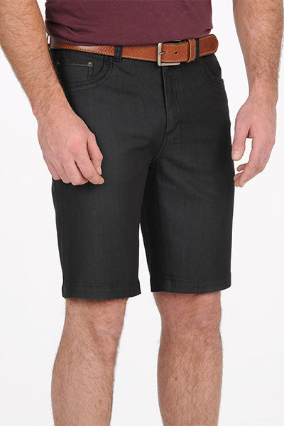 Bob Spears Five Pocket Shorts Grey B19CH