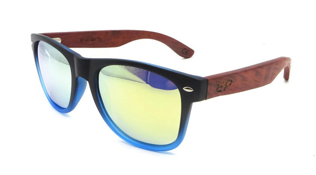 Black to Blue sunglasses