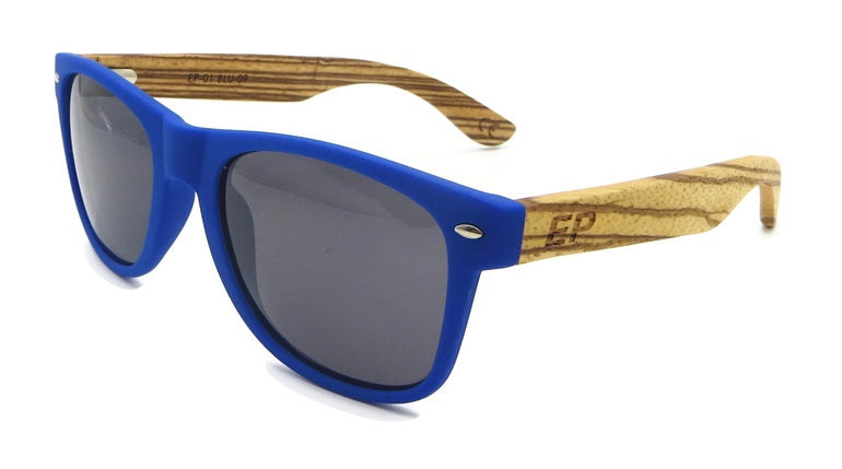 Blue Matte sunglasses