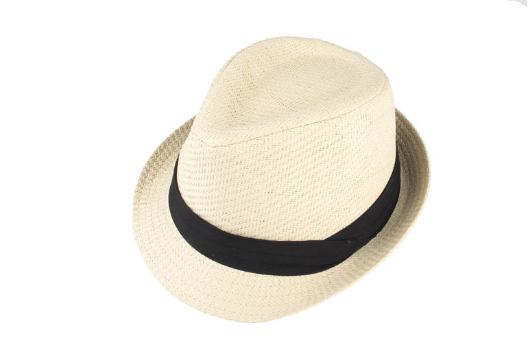 Master Cream Trilby Hat