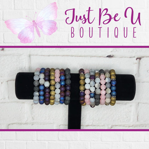 Just Be U Boutique - Stretch Bracelets