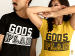 Gods Plan TShirt Perfect Christian Gift Funny Jesus Hip Hop Wear Jeremiah