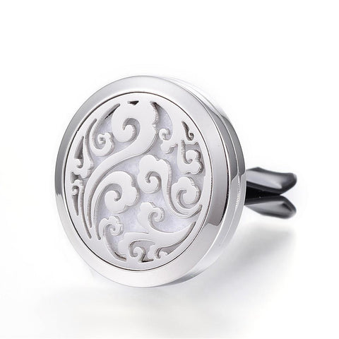 WIND - Essential Oil Car Diffuser Locket