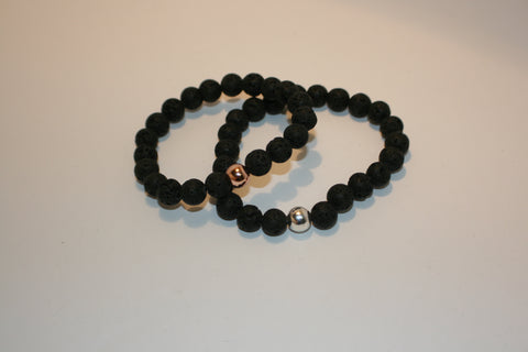 LAVA ONLY  8mm Bracelets