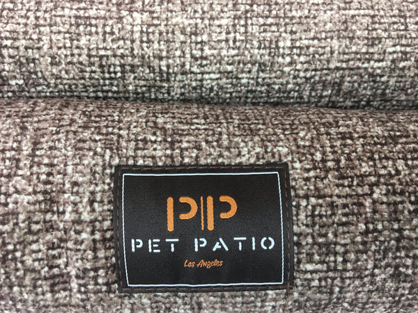 Pet patio logo