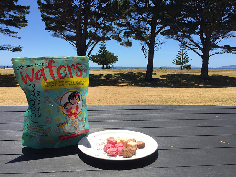 Little New Zealand Wafers
