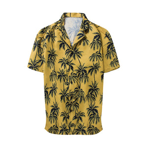 Coco Summer Shirt - Yellow - Quality Affordable Streetwear