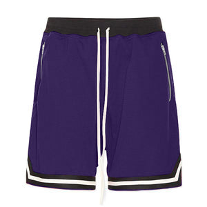 Sports Mesh Shorts S1 - Purple - Quality Affordable Streetwear