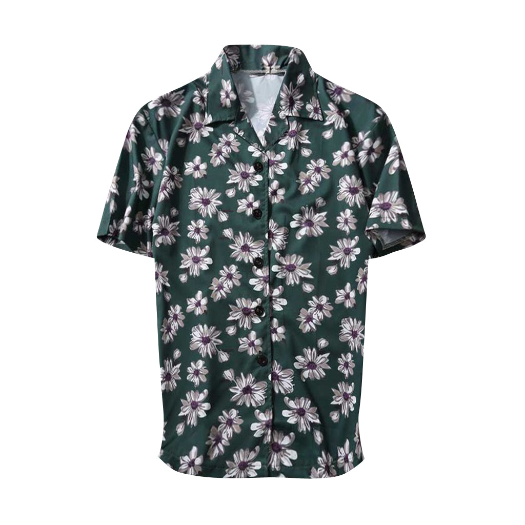 Floralle Summer Shirt - Premium Quality & Affordable Streetwear