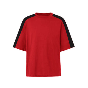 Retro Tee S1 - Red - Quality Affordable Streetwear