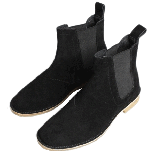 Chelsea Boots - Black - Insurgence Wear - Affordable Streetwear Essentials
