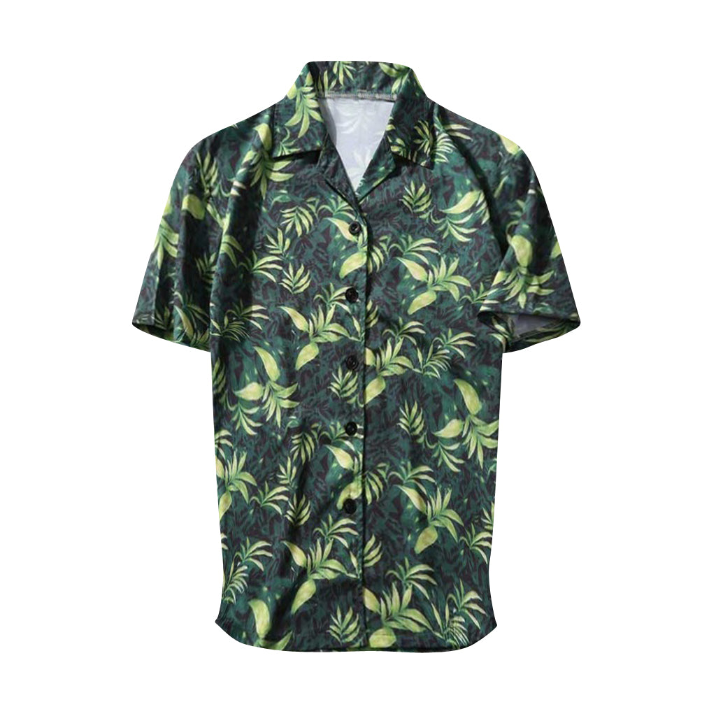 Anana Summer Shirt - Green - Premium Quality & Affordable Streetwear