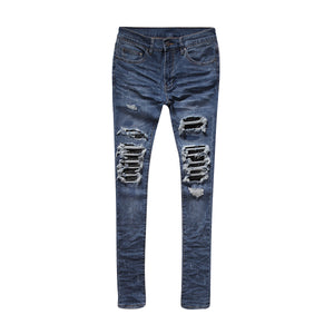Severed Denim - Blue - Insurgence Wear - Streetwear Essentials