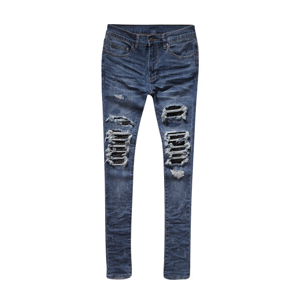 Severed Denim - Blue - Quality Affordable Streetwear