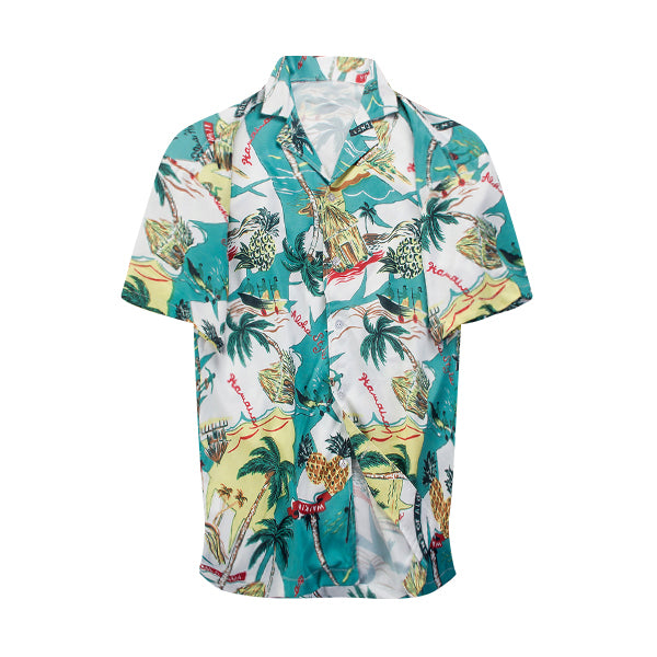 Hawaii Summer Shirt S1 - Insurgence Wear - Affordable Streetwear Essentials