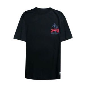 California Graphic Tee - Black - Insurgence Wear - Affordable Streetwear Essentials