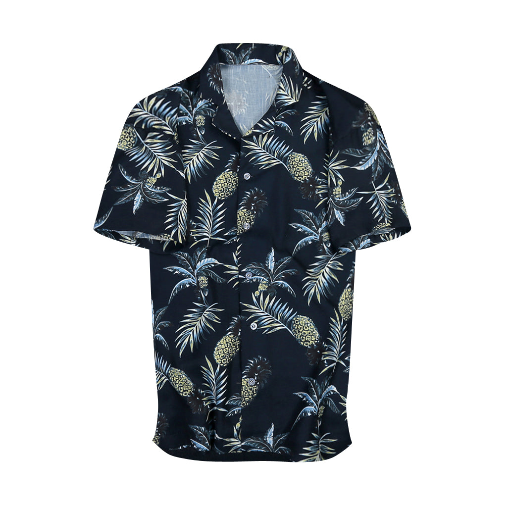 Anana Summer Shirt - Black - Premium Quality & Affordable Streetwear