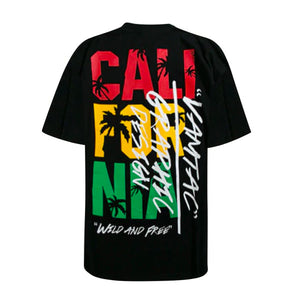 Cali Graphic Tee - Black - Insurgence Wear - Affordable Streetwear Essentials