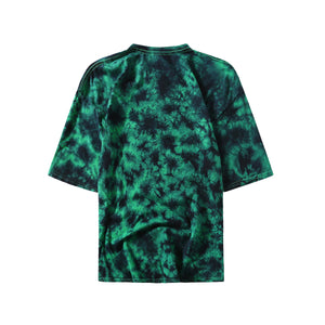Tie Dye Tee S1 - Green - Quality Affordable Streetwear