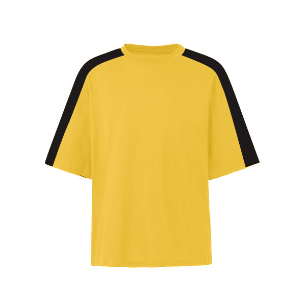 Retro Tee S1 - Yellow - Quality Affordable Streetwear