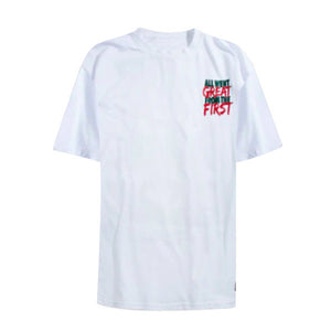 Union Graphic Tee - White - Insurgence Wear - Affordable Streetwear Essentials