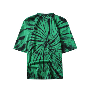 Tie Dye Tee S2 - Green - Insurgence Wear - Affordable Streetwear Essentials