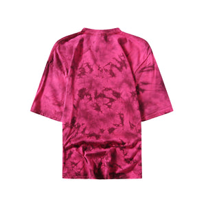 Tie Dye Tee S1 - Fushia - Insurgence Wear - Affordable Streetwear Essentials