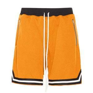 Sports Mesh Shorts S1 - Amber - Insurgence Wear - Affordable Streetwear Essentials
