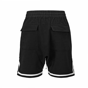 Sports Terry Shorts - Black