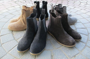 Chelsea Boots - Graphite - Insurgence Wear - Affordable Streetwear Essentials