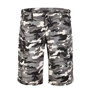 Camo Cargo Shorts - Black - Insurgence Wear - Affordable Streetwear Essentials