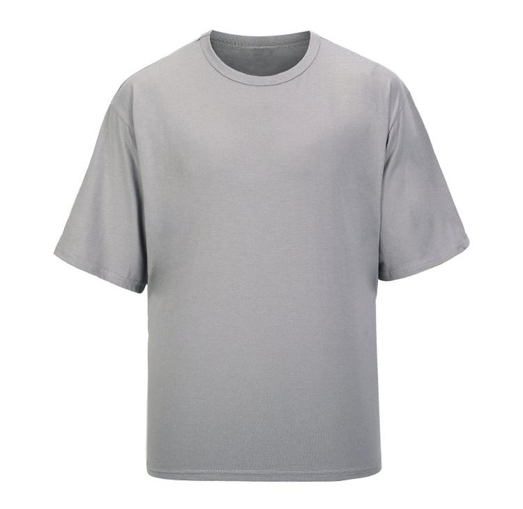 Oversized Drop Tee - Light Grey - Insurgence Wear - Affordable Streetwear Essentials