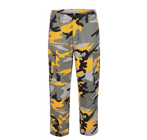 Camo Cargo Pants - Jungle - Insurgence Wear - Affordable Streetwear Essentials
