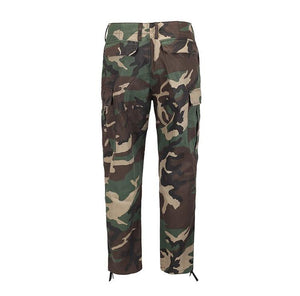 Camo Cargo Pants - Green - Insurgence Wear - Affordable Streetwear Essentials