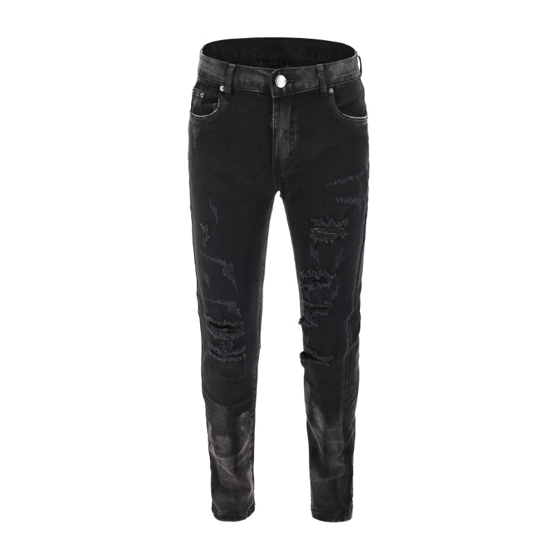 Severed Denim - Black