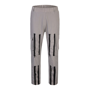 Multi-purpose Cargo Pants - Grey