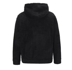 Premium Sherpa Hoodie v2 - Black - Insurgence Wear - Affordable Streetwear Essentials
