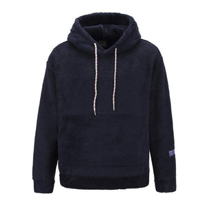 Premium Sherpa Hoodie v2 - Blue - Insurgence Wear - Affordable Streetwear Essentials