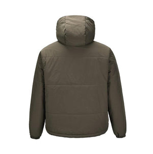 Oversized Parka Bubble Jacket - Olive - Insurgence Wear - Affordable Streetwear Essentials