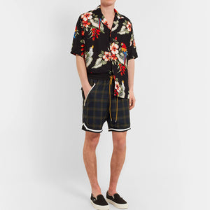 Japanese Floral Shirt - Insurgence Wear - Affordable Streetwear Essentials